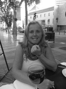 barcelona - Jenny Potts author picture