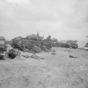 D-day_-_British_Forces_during_the_Invasion_of_Normandy_6_June_1944_B5095