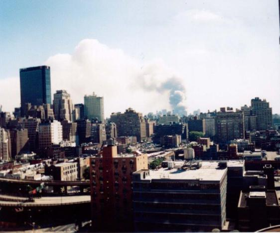 World Trade Center Bombing 9-11-01