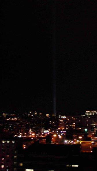 World Trade Center Tribute in Light