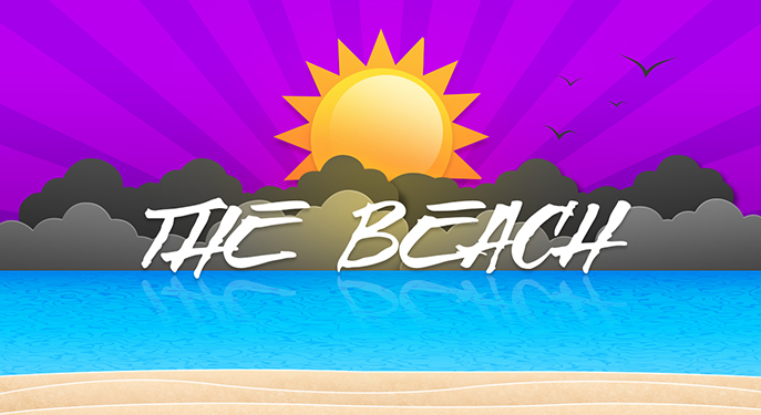 The-Beach_Title-Header