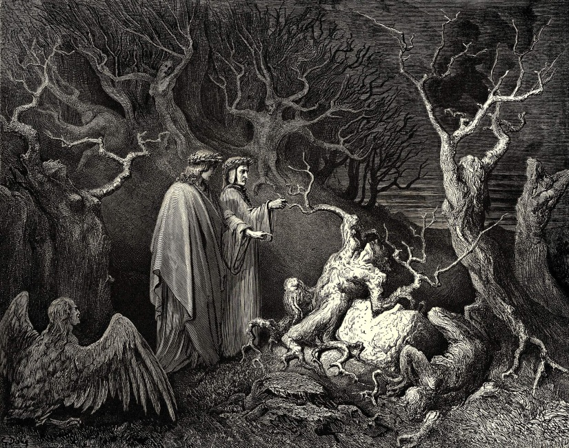 Gustave_Doré_-_The_Inferno,_Canto_13_edited